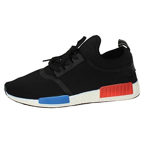 DEMAX , Chaussures de sport homme Noir