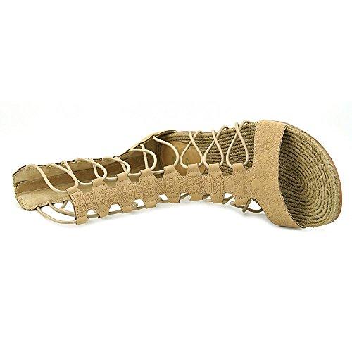 Mia Dominica Fibra sintética Sandalia Gladiador