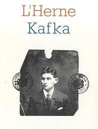 Kafka - Les Cahiers de l'Herne par  Les Cahiers de l'Herne