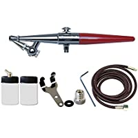 Paasche Airbrush Single Action Siphon Feed Airbrush Set