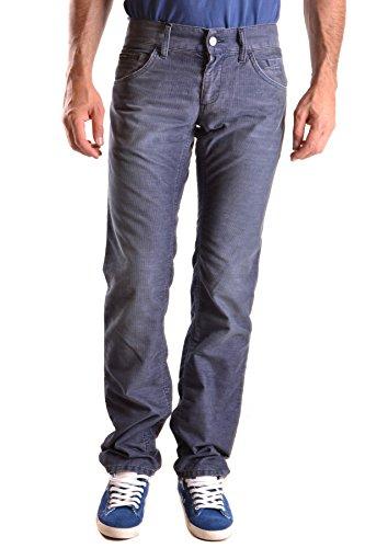 Dolce E Gabbana Herren MCBI099355O Blau Baumwolle Jeans