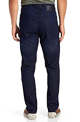 Calvin Klein Men's Slim Straight Basic Denim - Osaka