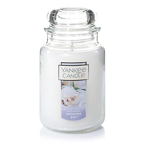 Yankee Candle Large Jar Candle, Wedding - Jar Gift Candle