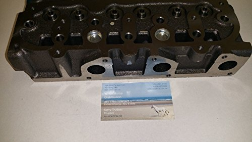 New Kubota D902 BARE Genuine OEM Kubota Cylinder Head for BX25 by Kubota (Image #3)