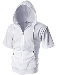 Amazon.com: Whites - Fashion Hoodies & Sweatshirts / Clothing ...