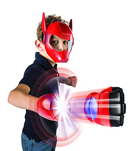 Big Hero 6 Baymax Rocket Fist and Mask Role Play Combo Pack (Disney Movie Big Hero 6)