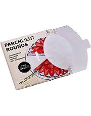 Katbite Parchment Patty Paper Baking Circles Rounds