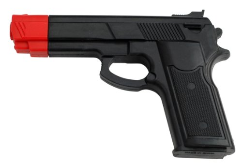 - BladesUSA Rubber Training Gun Black and Red Head Painting