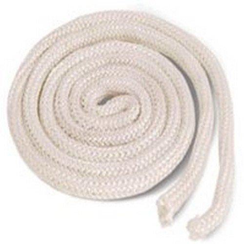 Rope Gasket Fbrgls 3/8x6 White
