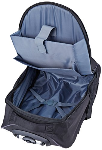 Targus Compact Rolling Backpack for 16-Inch Laptops, Black (TSB750US)