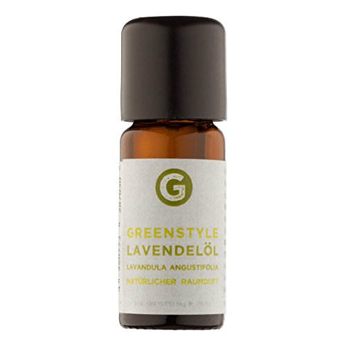 Lavendeloel (10ml) naturrein - ätherisches Öl von greenstyle