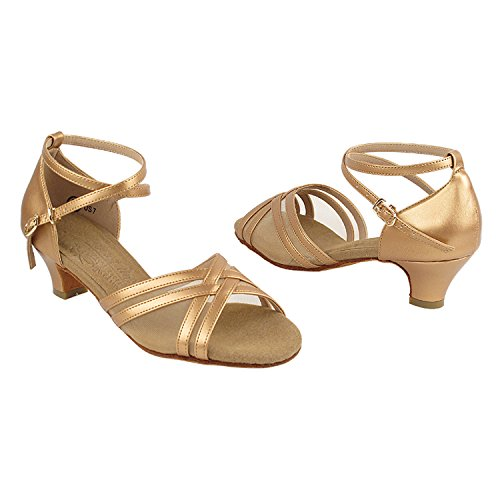 Low Latin Theather Practice Collection Shoes Dress Available Salsa Shoes Ballroom Gold Shades Shades Dance Copper Heel 50 by Art Pigeon Swing 50 Women Tango of Vegan Dance S9204 Shoes Vegan BWqTq7xXw1