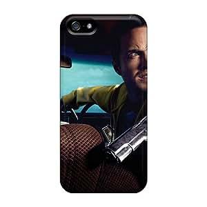 Premium Tpu Breaking Bad Cover Skin For Iphone 5/5s