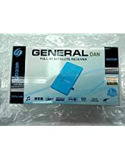 GENERAL DAN MINI HD FREE TO AIR SATELLITE CHANNEL