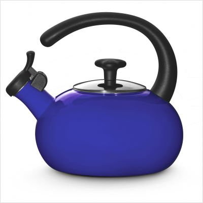 Rachael Ray 1-1/2-Quart Whistling Teakettle