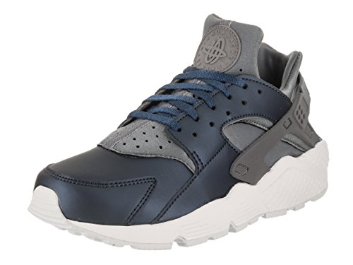 Run Gymnastique Armory Huarache Mtlc NIKE PRM Chaussures Air Femme Grey Nvy Txt de Cool gTqHE1c