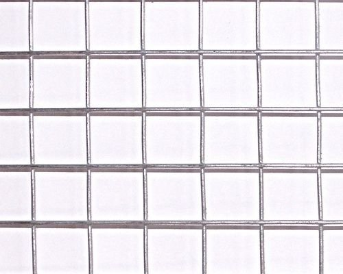Drahtgitter 4-Eck verzinkt 6-25,4mm Masche Schwei/ßgitter Maschendraht 0,5//1mx25m 8x8mm//0,7mm//50cm-7,5kg