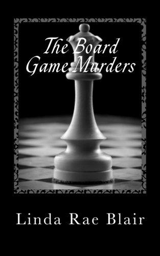 Read Online The Board Game Murders PDF