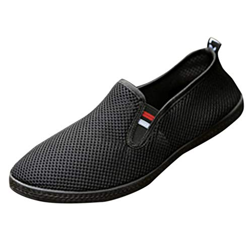 - Sneakers for men Outdoor Leather Casual Slip On Breathable Ride Boat Comfortable Shoes Evening Shoes
