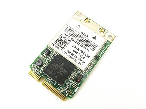 Driver for Dell Latitude D530 Wireless 1390 WLAN MiniCard