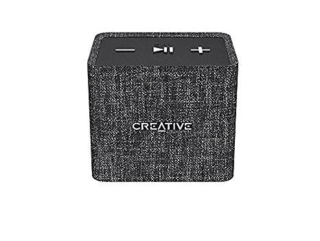 CREATIVE Altavoces Nuno Micro Negro Bluetooth Manos Libres