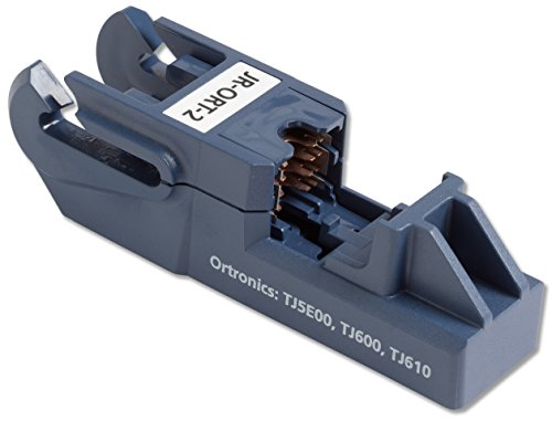 Fluke Networks JR-ORT-2-H JackRapid Replacement Blade Head for Ortronics TJ5E00, TJ600, TJ610