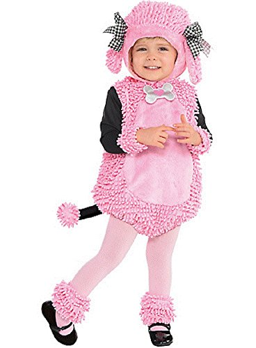 Amscan Baby Pink Poodle Costume -