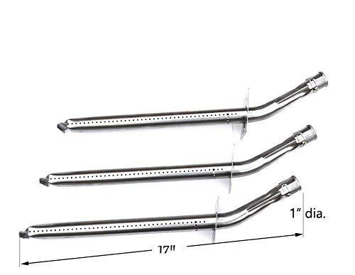Vermont Castings VM448, VM508, VM658, VCS3507, VTB2 Stainless (3-PK) Grill Burner