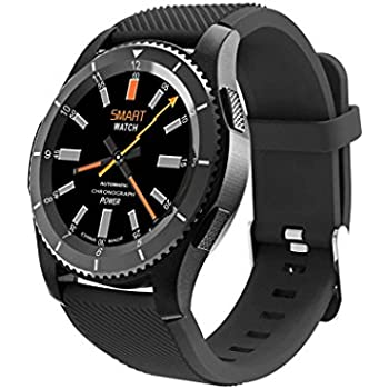 G8 Smart Watch,Rucan Wrist Bluetooth Fashion New Camera Heart Rate For iOS Android (