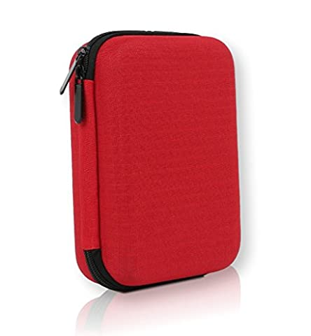 First Aid Kit – 126 Pieces – Soft Shell Case - Packed with hospital grade medical supplies for emergency and survival situations. Ideal for Car, Camping, Travel, Office, Sports, - First Aid Dressing Medicine
