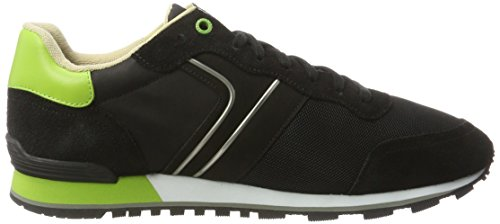 Boss Athleisure Men Parkour_runn_nymx 10191435 01 Sneaker Nero (nero)