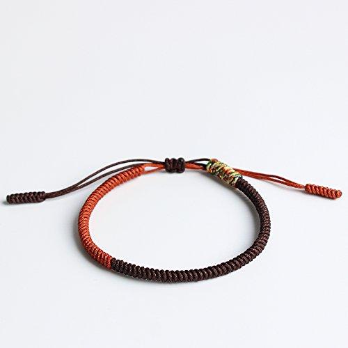 TALE Lucky Rope Bracelet Tibetan Buddhist Handmade Knots - Dharma