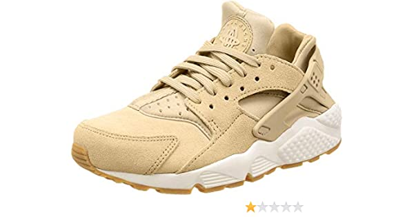 Nike Wmns Air Huarache Run SD, Zapatillas de Trail Running para Mujer, Beige (Mushroom/Light Bone/Sail/Gum Light Brown 200), 36 EU: Amazon.es: Zapatos y complementos