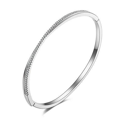 Redbarry Classic Shaped Zirconia Bracelet product image