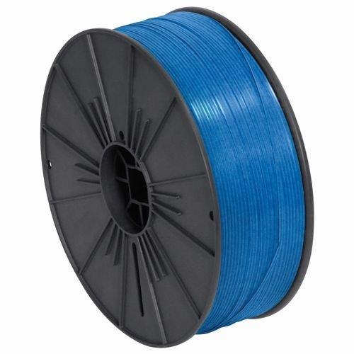 Aviditi PLTS532B Plastic Twist Tie Spool, 7000' Length x 5/32'' Width, Blue by Aviditi