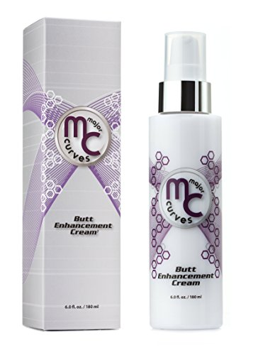 Major Curves Butt Enhancement | Enlargement Cream (1 Bottle) (Best Butt Enhancement Cream)