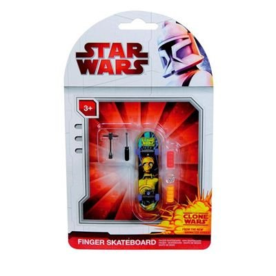 109477408 - Simba Star Wars - Mini Skateboard Simba Dickie Group sim109477408