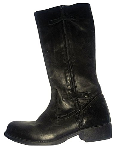 B Fool Riding Black Boots Bertie Women's q7CAxnP