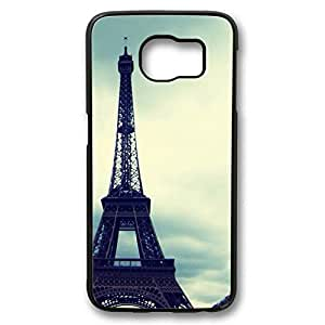 iCustomonline Famous Places In France With Names Back Cover Hard Case for Samsung Galaxy S6