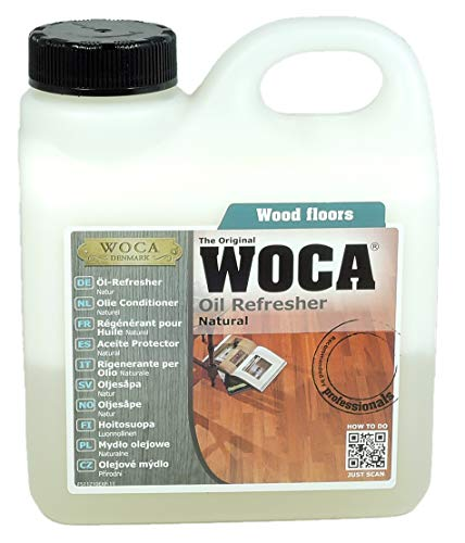 (Woca Oil Refresher 1 Ltr (Natural) )