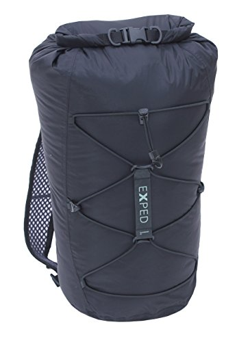 Exped Cloudburst 25 Hiking Daypack, Black, 25 L
