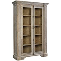 Sloane Elliot SE0201 Adeben Cabinet, Natural Wood Finish