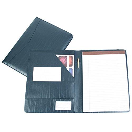 Royce Leather Padfolio (Blue)