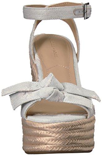 Sandal amp; Wedge Espadrille Gwenn Women's Denim Kylie Kendall OqdHwYO