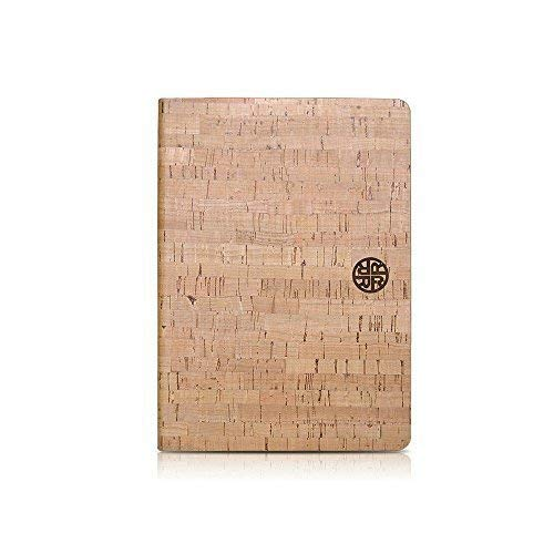 (Cork Wood iPad Folio Case with Multiple Viewing Angles by Reveal Shop - Natural, Eco-Friendly Designs (Cork, iPad Pro 11