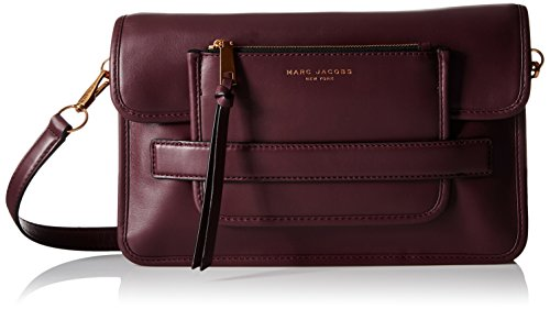 - Marc Jacobs Large Madison Shoulder Bag, Rubino