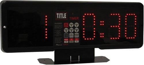 large boxing timer - 1