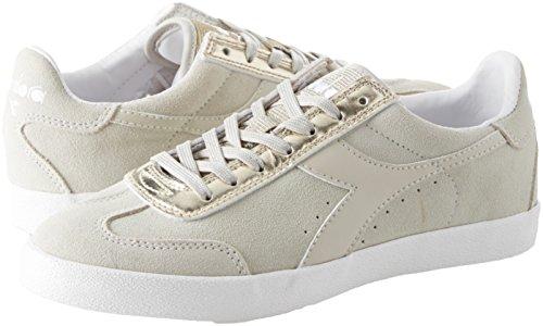 Vlz Sneaker Chiaro grigio Grigio Wmn Donna original Diadora B BPwqAxxFt