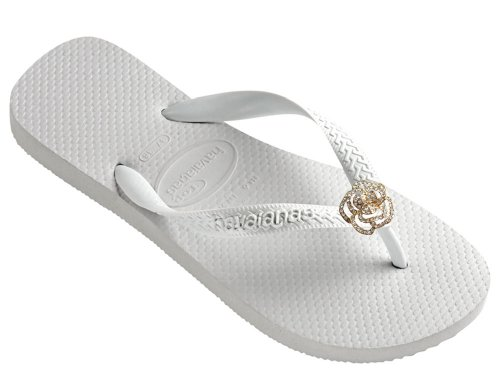6e8c9c2ac68c We Analyzed 970 Reviews To Find THE BEST Havaianas Crystal Flip Flops