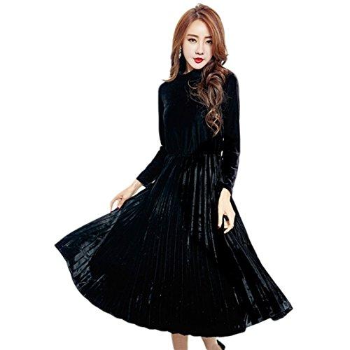 Wear Black Velvet Blazer - 6